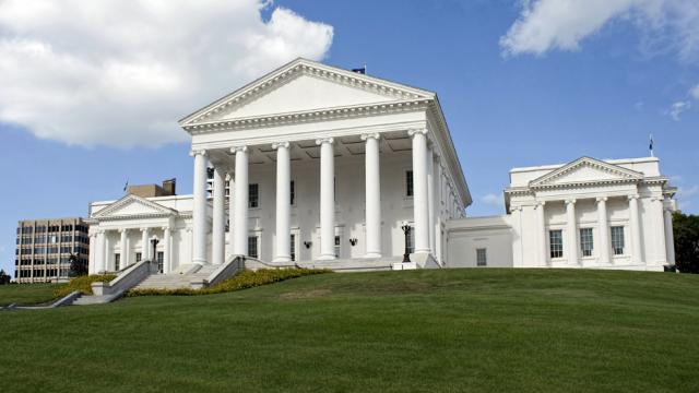 statecapitolbuildings_virginia_richmond_thinkstock