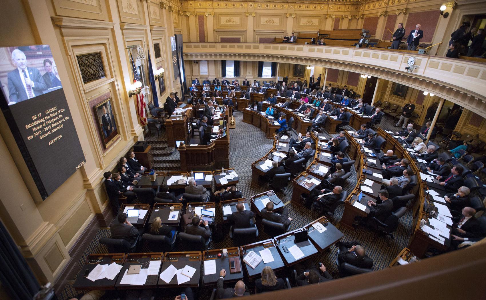 Virginia Medicaid Expansion Debate
